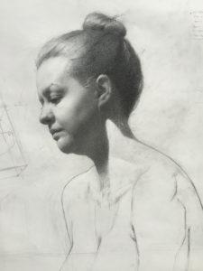 Portrait Drawing with Kathryn Engberg